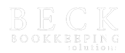 Beck Bookkeeping Solutions Logo